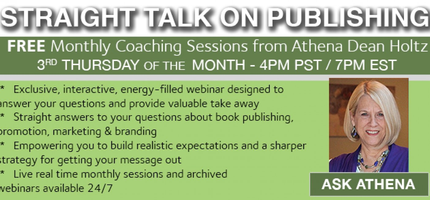 Straight Talk: Best Practices in Christian Book Publishing & Promotion