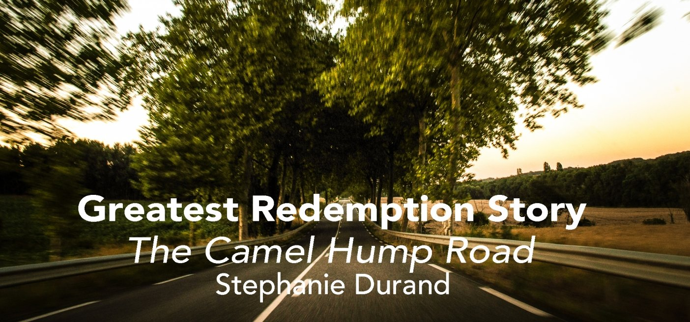 Greatest Redemption Story Contest Winner