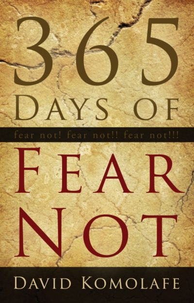 365 Days of Fear Not