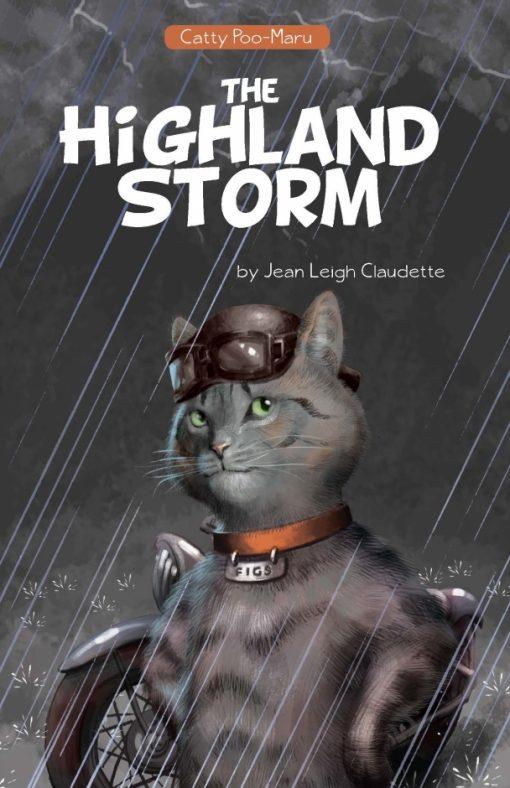 Catty Poo-Maru: The Highland Storm