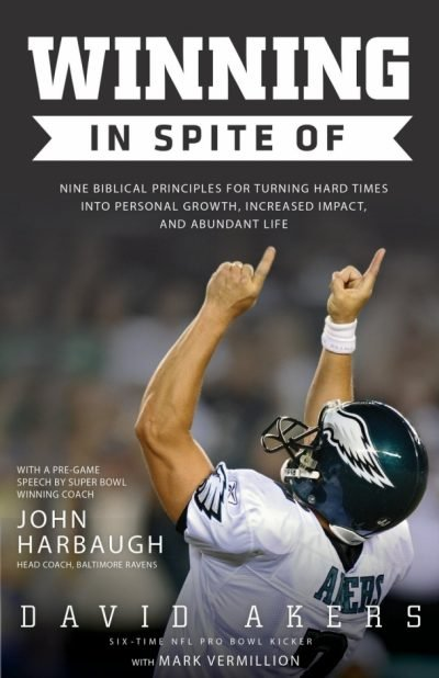 Winning In Spite Of: Nine Biblical Principles for Turning Hard Times into Personal Growth, Increased Impact, and Abundant Life