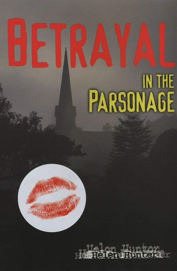 Betrayal in the Parsonage Ebook