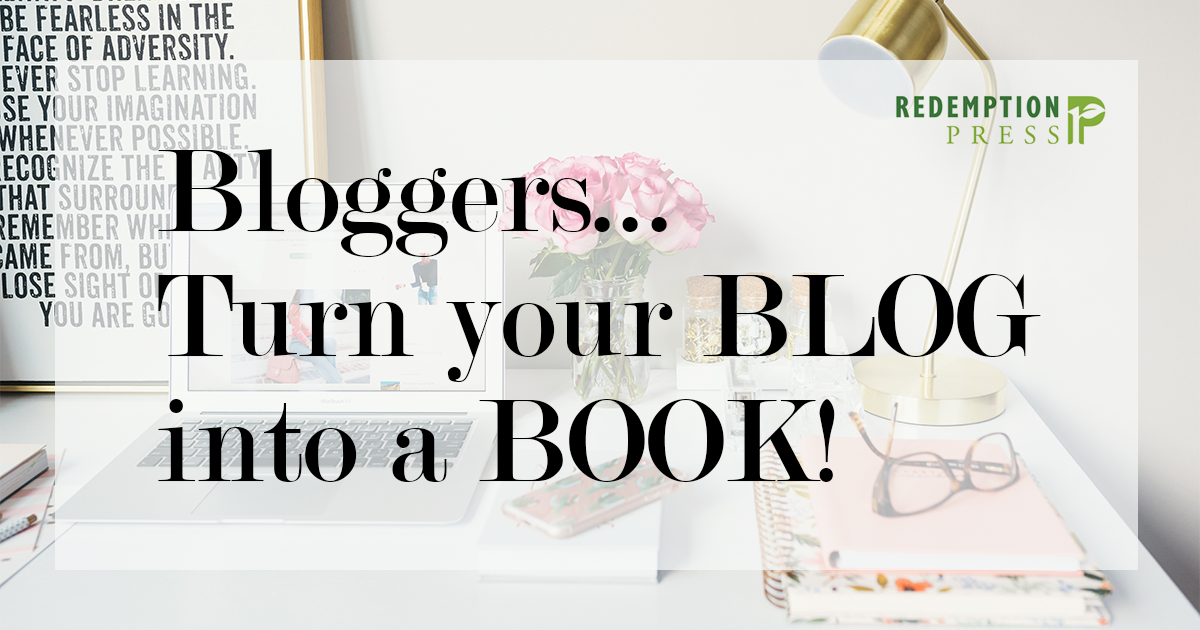 How to Turn Your Blog Into a Book