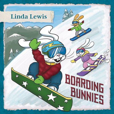 Front Cover of Boarding Bunnies by Linda Lewis