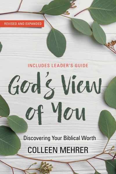 Front Cover of God's View of You by Colleen Mehrer